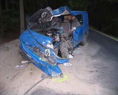 Frod Tranzit po nehodě