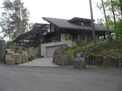 Kamenná zahrada