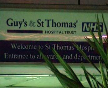 Londýnská nemocnice sv. Tomáše