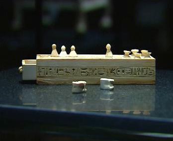 Stolní hra faraóna Tutanchamona