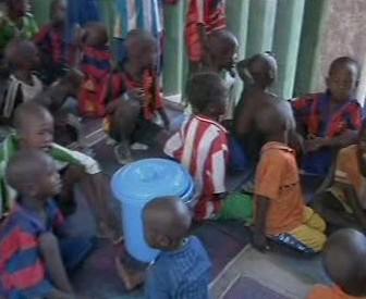 Čadské děti