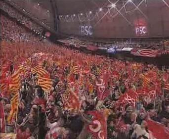 Předvolební kampaň ve Španělsku