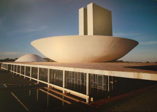 Budova Národního Kongresu, Brasilia (1959)
