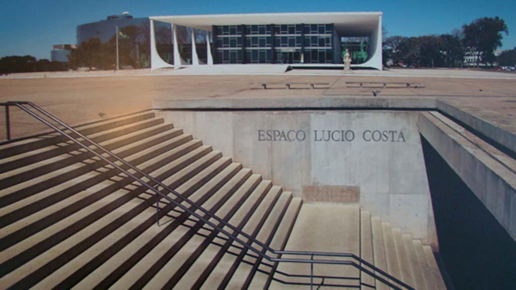 Kulturní prostor Lucia Costy, Brasilia (1992)