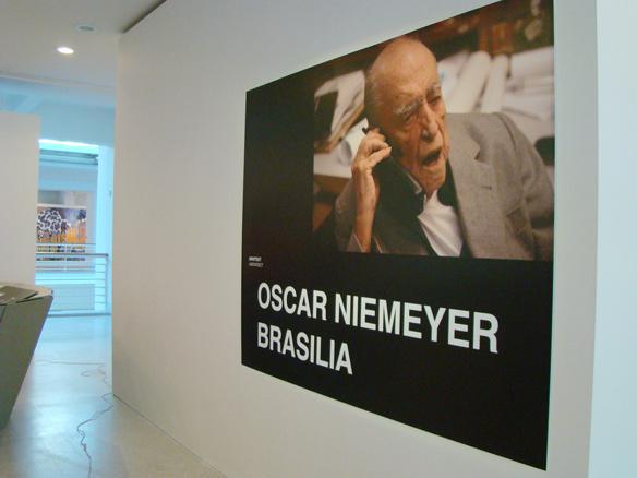Oscar Niemeyer: Brasilia