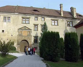 Zámek Staré Hrady