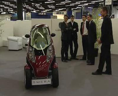 Elektromobil Smera