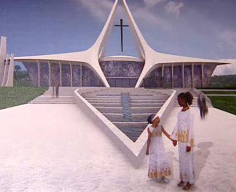 Bazilika - Gabon