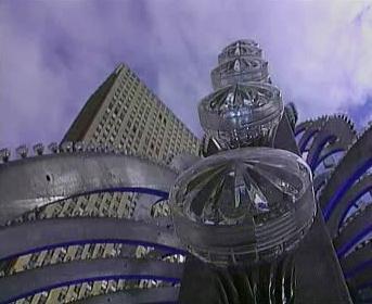 Elektrická fontána