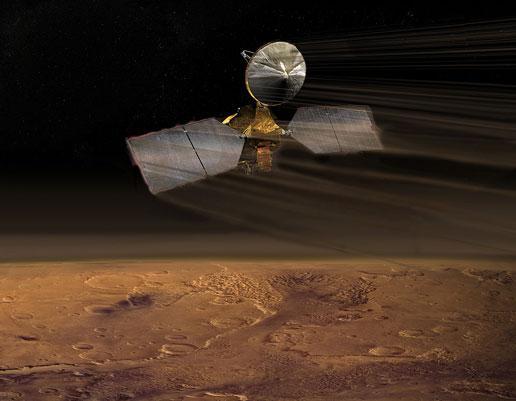 Sonda nad Marsem