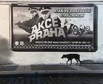 Jeden den v životě České republiky