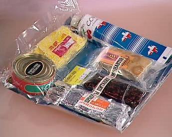 Jídlo pro kosmonauty