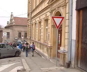 Škola v Unhošti