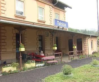 Vlakové nádraží