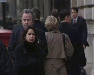Obyvatelé Londýna