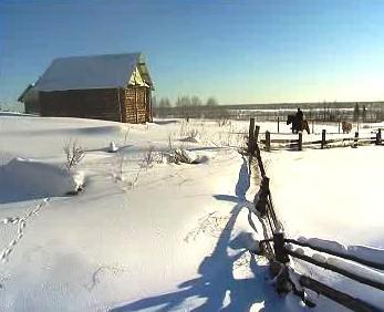 Ruská zima