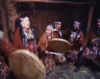Obyvatelé Kamčatky