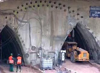 Dobrovského tunely v Brně