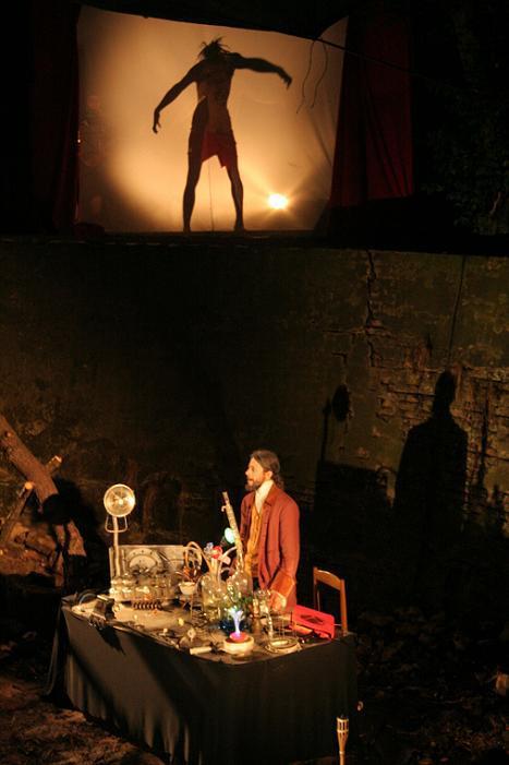 Faust na Petříně
