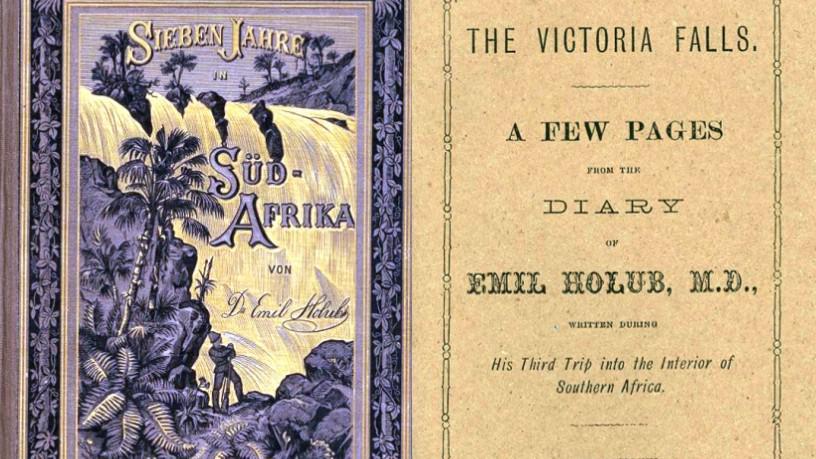 Emil Holub - publikace