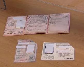 Neplatné řidičské průkazy