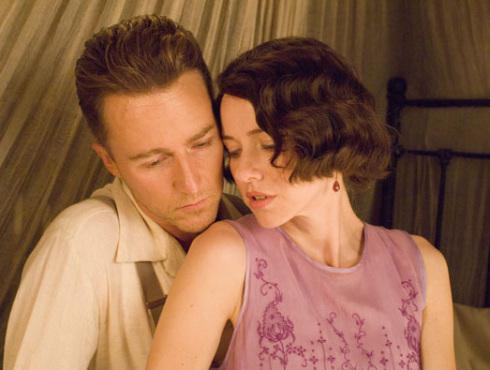 Edward Norton, Naomi Watts