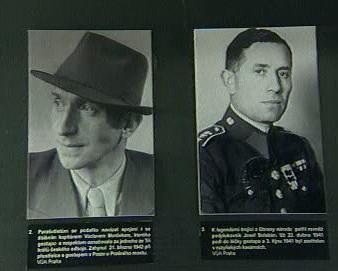 Václav Morávek, Josef Balabán