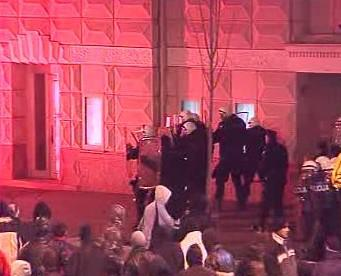 Útok na americkou ambasádu v Bělehradě