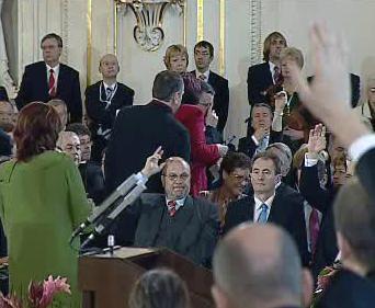 Hlasování o prezidentovi