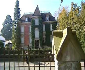Curyšská vila nadace průmyslníka Emila Georga Bührleho