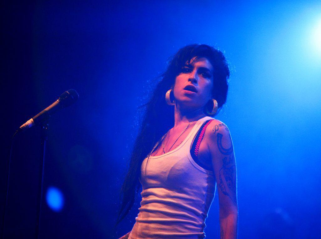 Amy Winehouseová