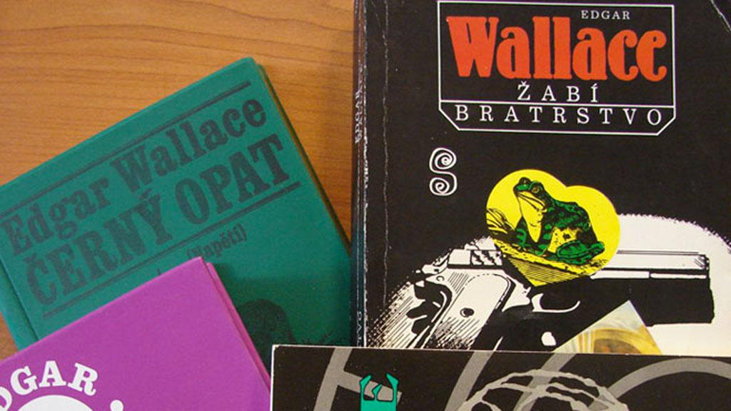 Knihy Edgara Wallace