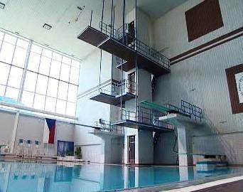 Skokanský bazén