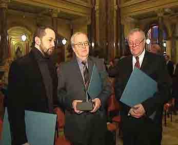 Cena Ferdinanda Peroutky za rok 2007