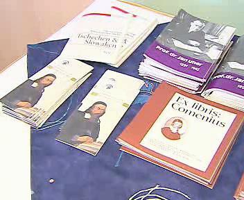 Brožury o Komenském