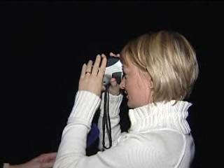 Přístroj pro vidění ve tmě