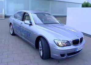 BMW na vodíkový pohon