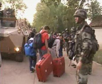 Uprchlíci z Čadu