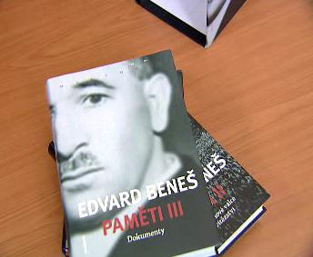 Edvard Beneš: Paměti