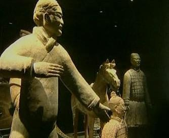 Čínský jílový bojovník