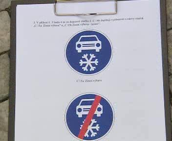 Nová dopravní značka