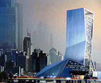 Třeštící New York