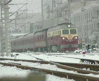 Železniční doprava v Číně