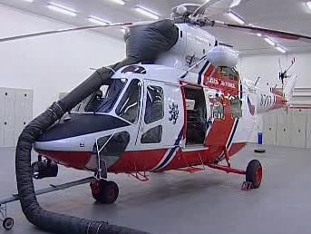 Vojenský zdravotnický vrtulník