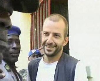 Humanitární pracovníci v Čadu
