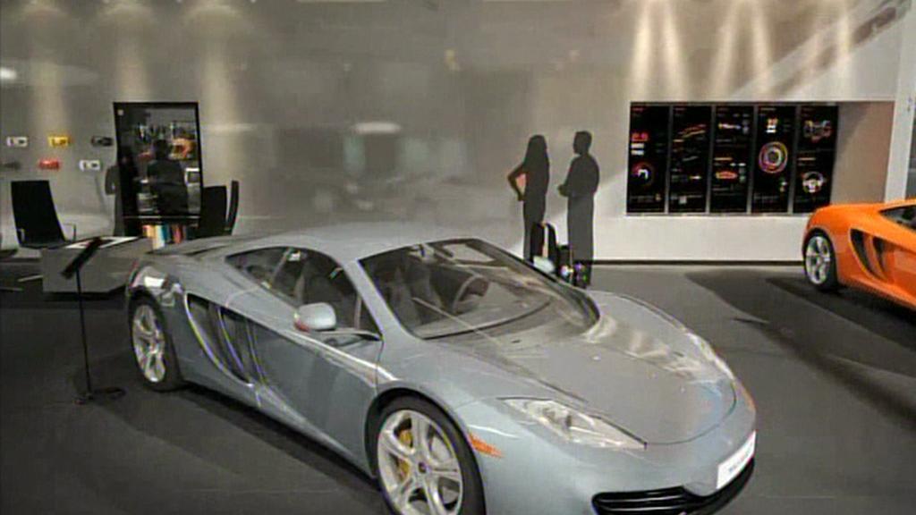 Auto McLaren