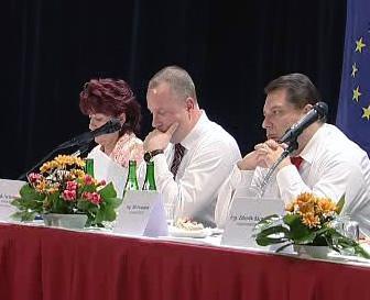 Krajská konference ČSSD v Teplicích