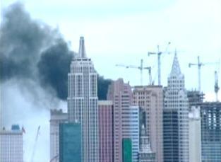 Požár v Las Vegas