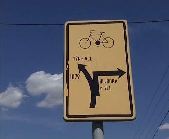 Vtavská cyklostezka