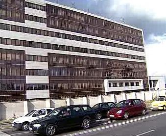Budova BIS